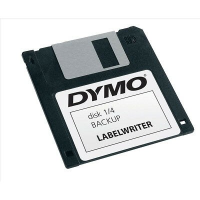 Dymo Labelwriter Labels 3.5 inch Diskette 54x70mm White