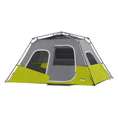 Coleman 2000022034 Grand Valley 6 Person Tent 11ft X 9 Ft