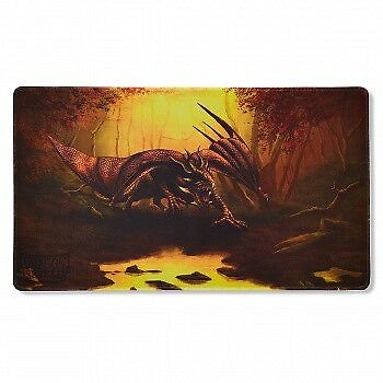 "Dragon Shield Playmat - Umber ""Teranha"" (Limited Edition) Spielmatte Unterlage"