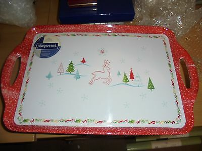 Collectors Spode Christmas Wish serving tray Pimpernel large size