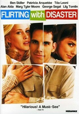 Flirting with Disaster [New DVD] Dolby, Subtitled, Widescreen