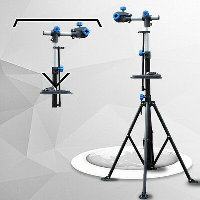 Adjustable Bicycle Cycle Maintenance Repair Stand Mechanic Workstand Rack New