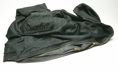 """Huge 36 x 36"""" Double Rubberized 8x10"""" Film Changing Bag W/2 Zippers. Light Tight"""