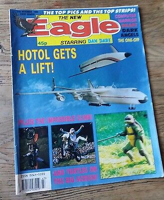 The  New  Eagle  Comic  24Th November  1990
