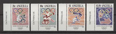 Olympiade 1996, Olympic Games - Anguilla - ** MNH