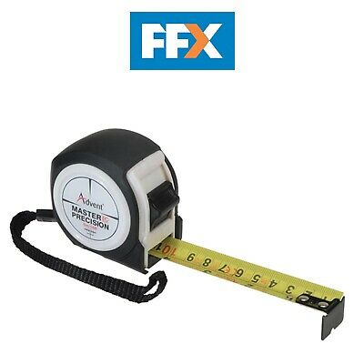 Advent AMP5025 Master Precision Tape Measure 5m/16ft