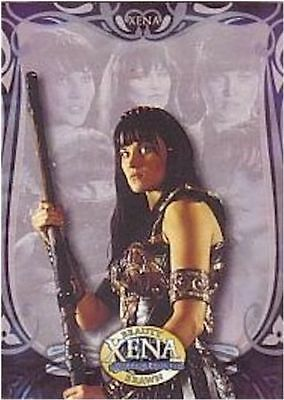 Xena The Warrior Princes :  Beauty & Brawn    72  Card Base / Basic Set