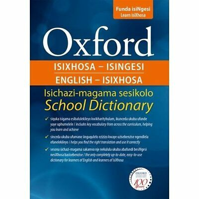 Oxford Bilingual School Dictionary: Isixhosa and Englis - Paperback NEW G-M de S