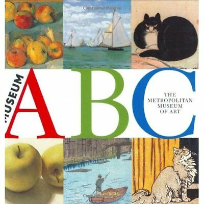 Museum ABC - Hardcover NEW Art, Metropolit 2002-09-01