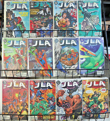 JLA #16-125, 57 diff (1998-2006) Justice League of America DC Comics VF-NM