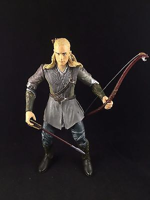 Lord of the Rings Legolas Toy Biz LOTR Action Figure 6.5''