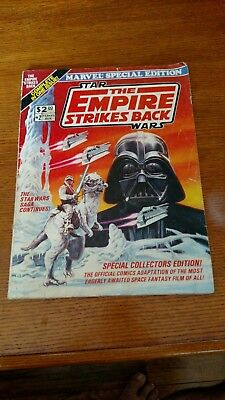 Star Wars The Empire Strikes Back Marvel Special Edition #2