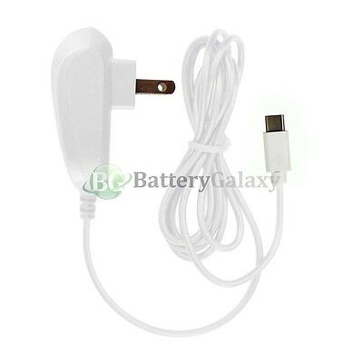 50X NEW USB Type C Battery Cable Cord Wall Charger for Android Cell Phone HOT!