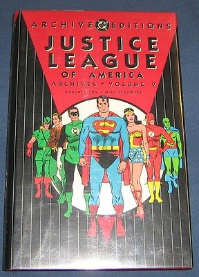 Justice League Of America  Volume #2  DC Archives