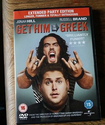 Get Him To The Greek (DVD, 2010)