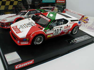 "Carrera Digital 124 23842 - BMW M1 Procar ""Team Castrol Denmark"" No.101 1:24 NEU"