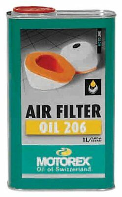 Motorex Air Filter Oil 1 Liter 20 03-3819 36100063
