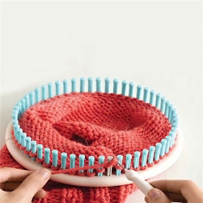 Hat Cap Sweater Weaving Machine Round Knitting Wool Tools Crocheting Looms Sets