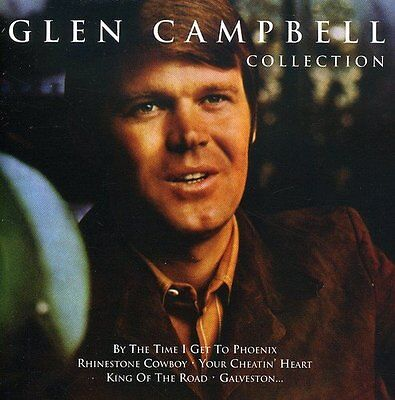 GLEN CAMPBELL (NEW SEALED 2 x CD SET) GREATEST HITS COLLECTION THE VERY BEST OF