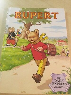 BN RUPERT Annual 1984 - Excellent / NOT CLIPPED - NOT INSCRIBED.