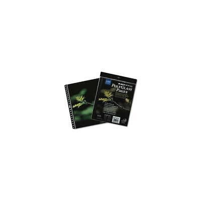 Itoya Art Profolio 17x22in Clear Pages, 10 Pages Pack #PR1722