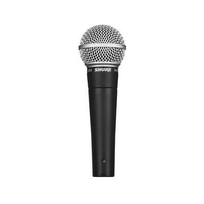 Shure SM58-LC Cardioid Dynamic Handheld Wired Microphone
