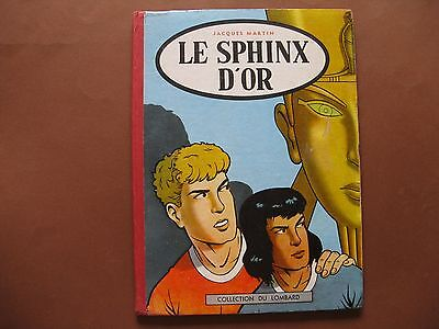 Le Sphinx D'or (1956)