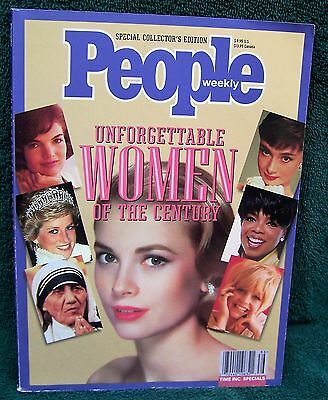 Special Collector's Edition People Weekly Unforgettable Women of the Century