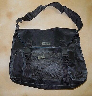 NWT Capezio B25 Messenger Dance Bag Adjustable Shoulder Zipper/Buckle closure