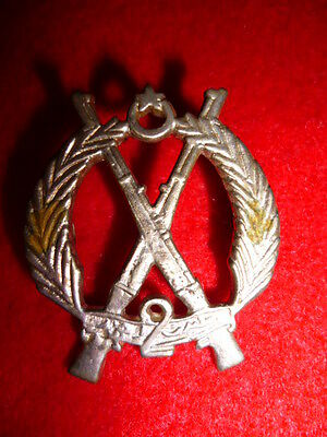 Indian Army - 2nd Bahalwalpur Infantry Cap Badge, Colonial India