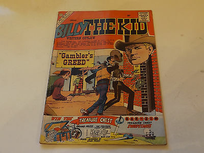 BILLY THE KID WESTERN PICTURE LIBRARY,NO 26,1960 ISSUE,GOOD FOR AGE,57 yrs old.