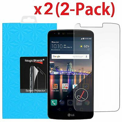2-Pack Tempered Glass Screen Protector For LG Stylo 3 / Stylo 3 Plus / Stylus 3