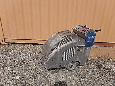 Husqvarna G2000 Soff-Cut Soft Cut Soffcut Walk Behind Concrete Saw