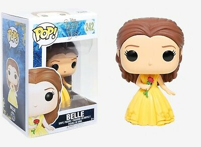Funko Pop Disney - Beauty & The Beast: Yellow Gown Belle Vinyl Action Figure Toy