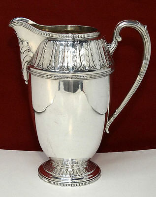 1847 Rogers Bros MARQUISE International Silver Plate 1933 Water Pitcher