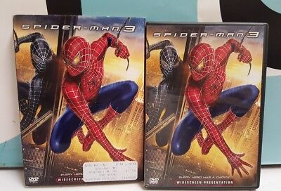 Spider Man 3 DVD Movie