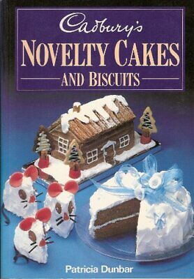 Cadbury's Novelty Cakes and Biscuits by Dunbar, Patricia Paperback Book The