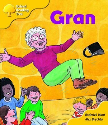 Oxford Reading Tree: Stage 5: Storybooks: Gran by Hunt, Rod Paperback Book The