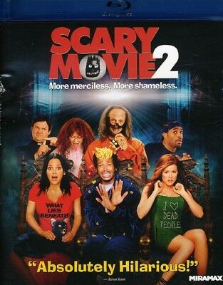 Scary Movie 2 [New Blu-ray] Ac-3/Dolby Digital, Dolby, Digital Theater System,