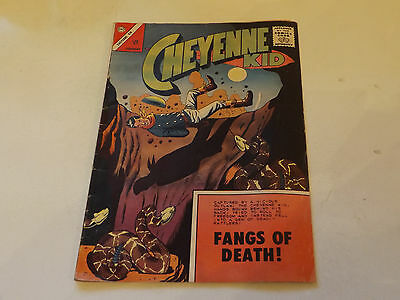 CHEYENNE KID PICTURE LIBRARY,NO 38,1963 ISSUE,GOOD FOR AGE,54 yrs old,V RARE
