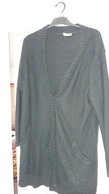 Being casual black cardigan size 16 to 18