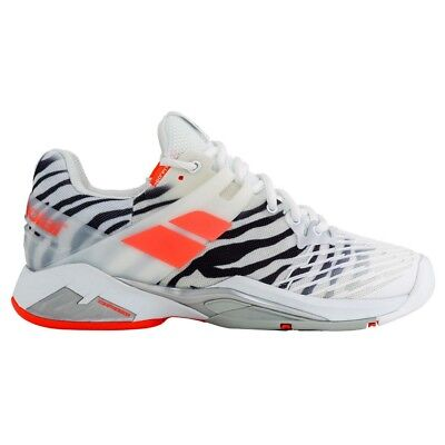 Babolat Womens Propulse Fury Tennis Shoes - NEW 2017 Trainers Sneakers