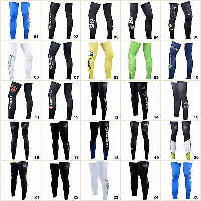 Many style Cycling Clothing Bike/Bicycle Outdoor sport Racing UV Sun Leg Warmers