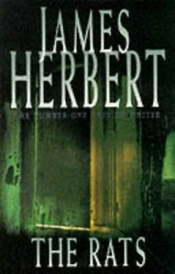 The Rats by Herbert, James Paperback Book The Cheap Fast Free Post