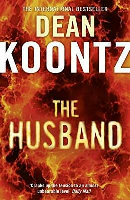 The Husband by Koontz, Dean Paperback Book The Cheap Fast Free Post