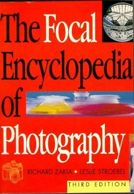 Focal Encyclopedia of Photography Paperback Book The Cheap Fast Free Post