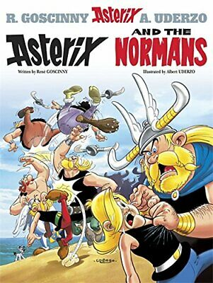Asterix and the Normans: Album 9 by Uderzo, Albert Paperback Book The Cheap Fast