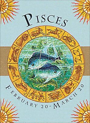 Pisces (Tiny Tomes) by Ariel Hardback Book The Cheap Fast Free Post