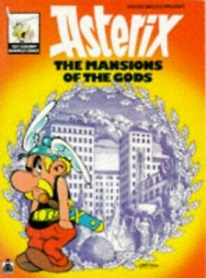 Asterix Mansions Of Gods BK 11 (Knight Colour Pic... by Goscinny, Ren� Paperback