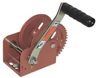 "Dutton-Lainson DL1300 Hand Ratchet Winch, 7/32""x 56'"